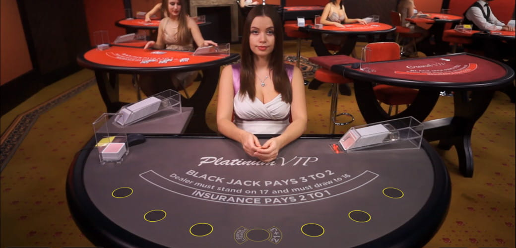 888 casino live blackjack rules